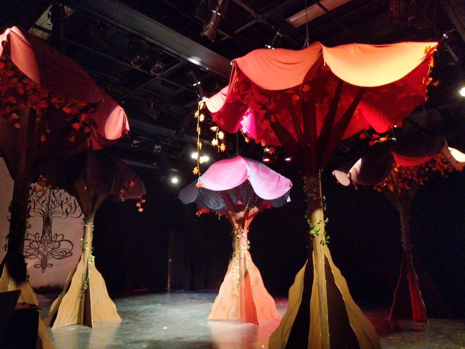 Immersive Theater Design - Stanford University - Palo Alto, CA